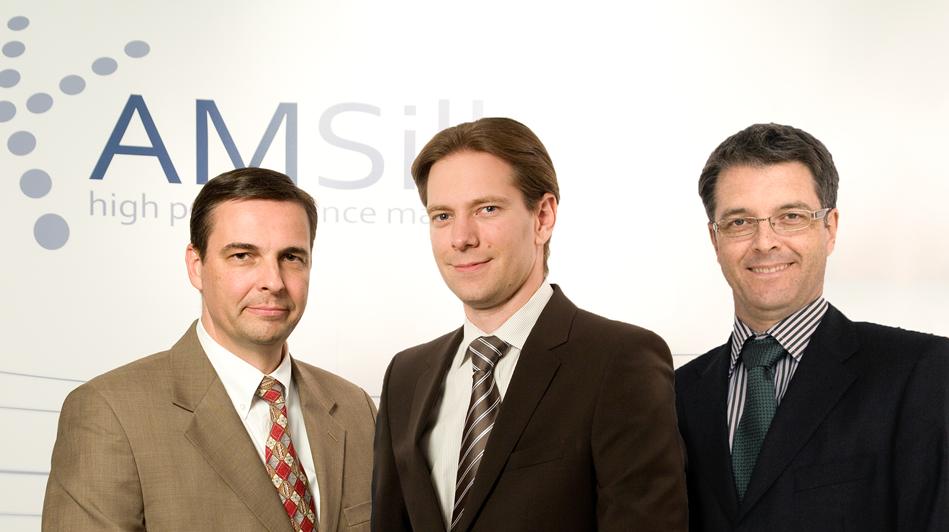 Das Gründerteam von AMSilk