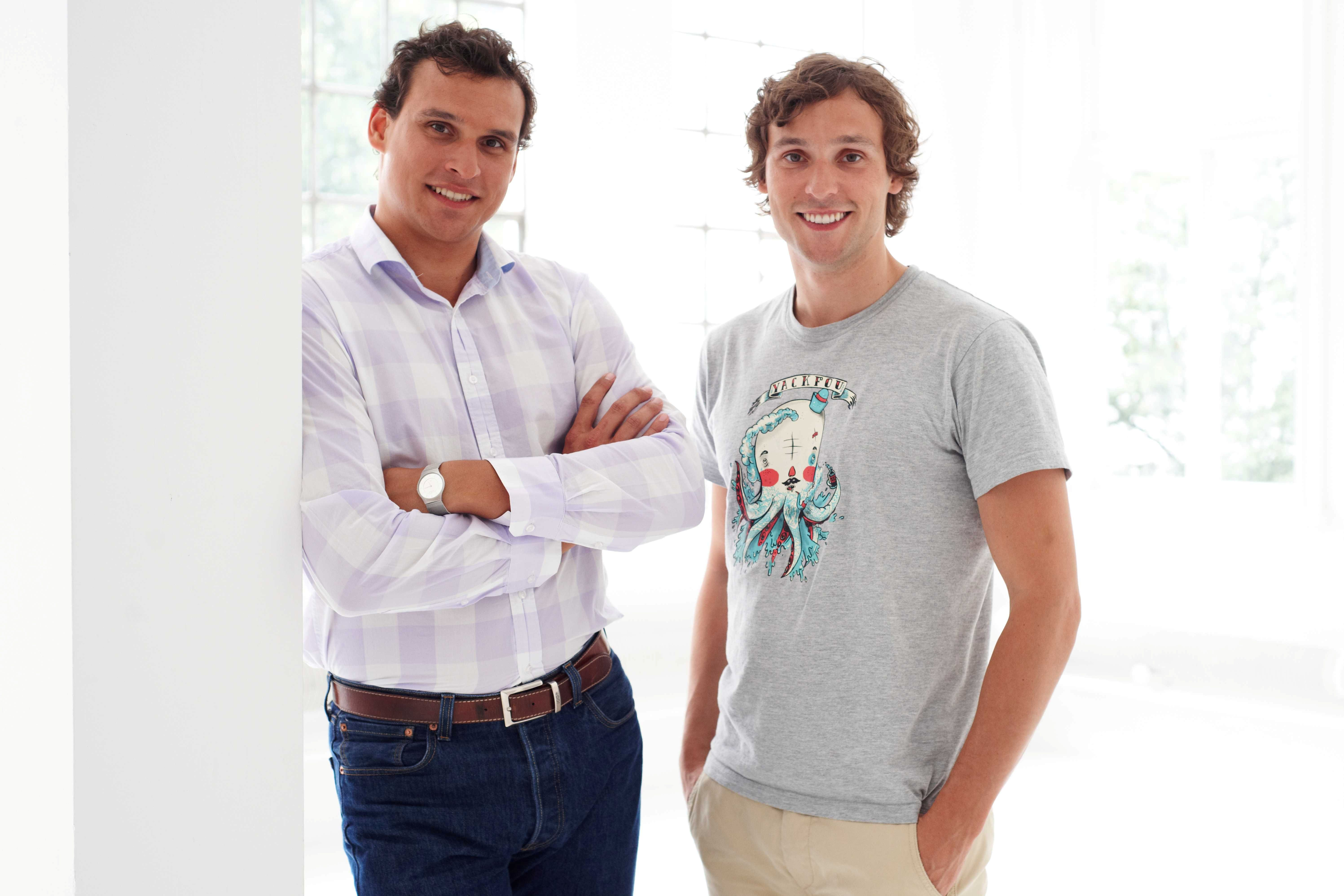 The founding team of Beyer & Söhne