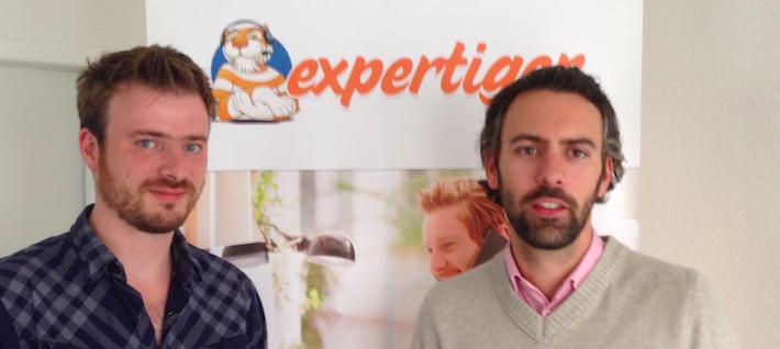 Das Gründerteam von expertiger