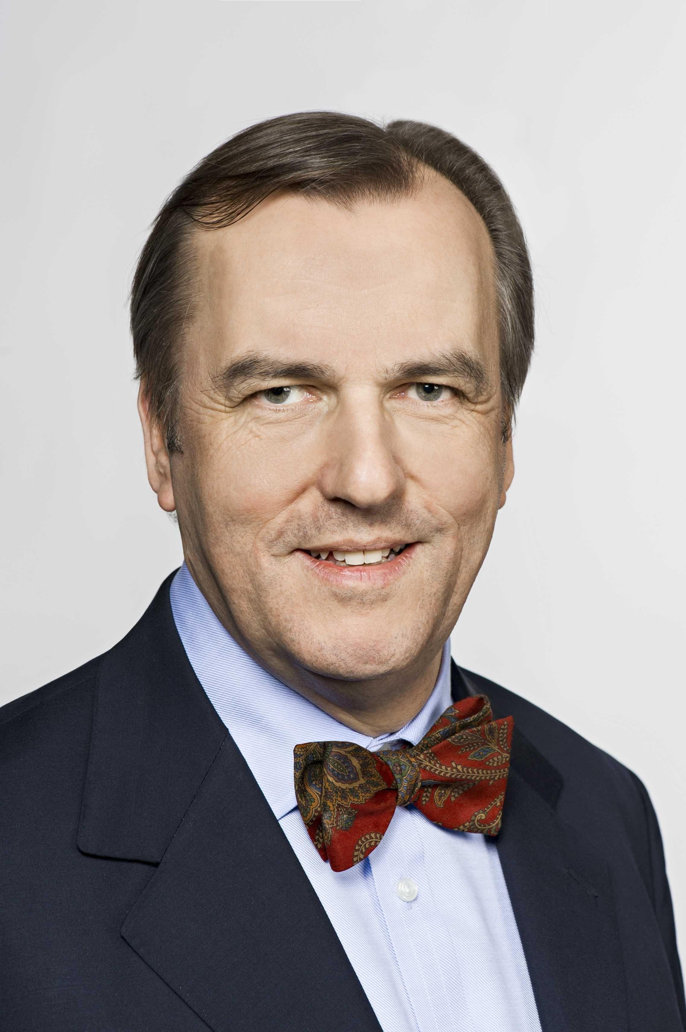 Prof. Dr.-Ing. Robert Hertle, founder of Hertle Ingenieure