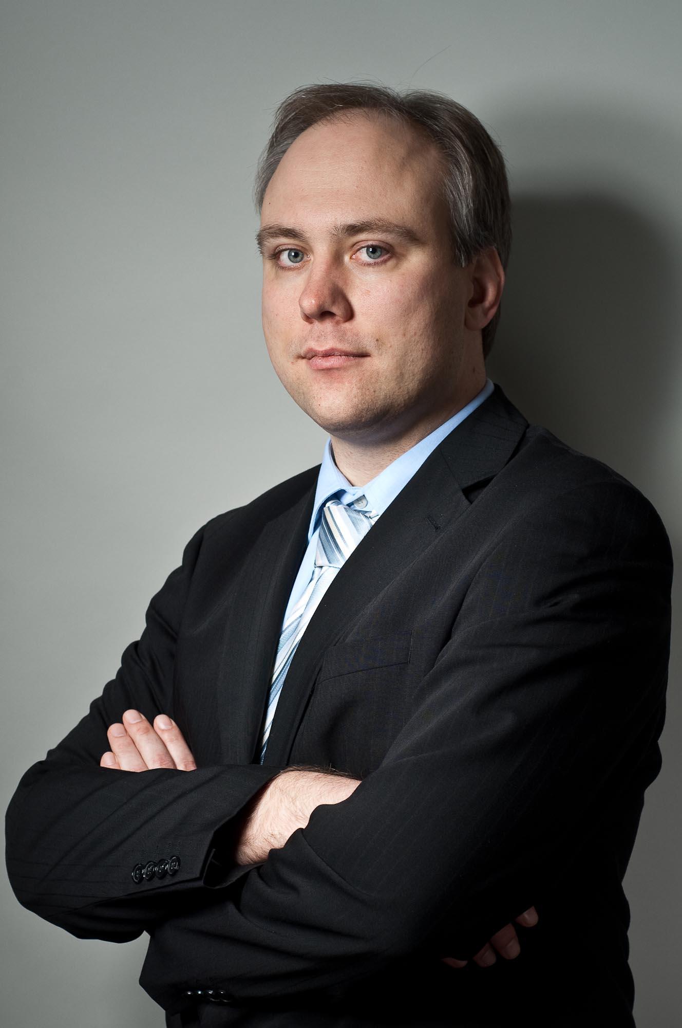 Dr. Andreas Grau, founder of Thetaris