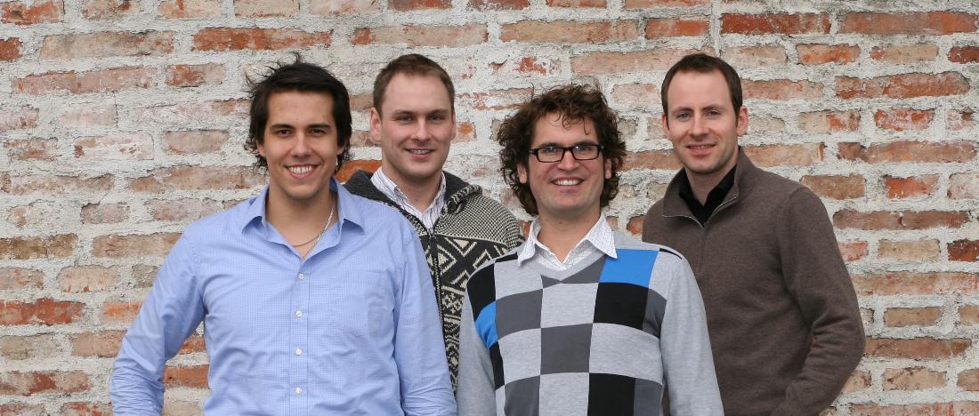 Das Gründerteam von Cadami