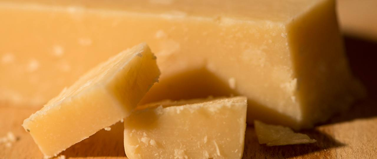 Which flavors and aromas are found in Parmesan cheese? Scientists at TUM have now identified them. (Photo: TUM/ A. Battenberg)