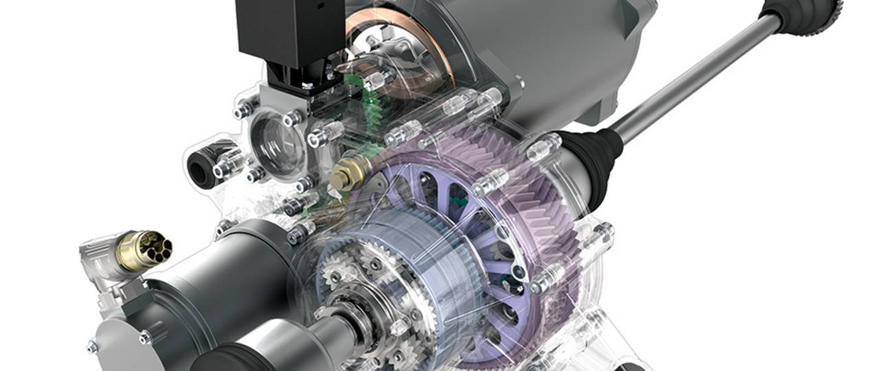 Perfect torque distribution for safe driving - TUM