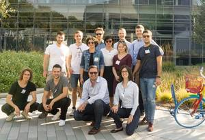 Group photo from the US Venture Program