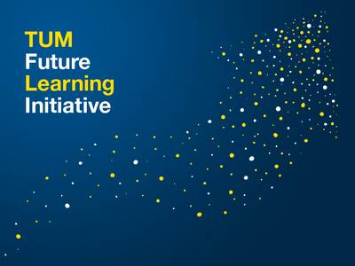 Graphik TUM Future Learning Initiative