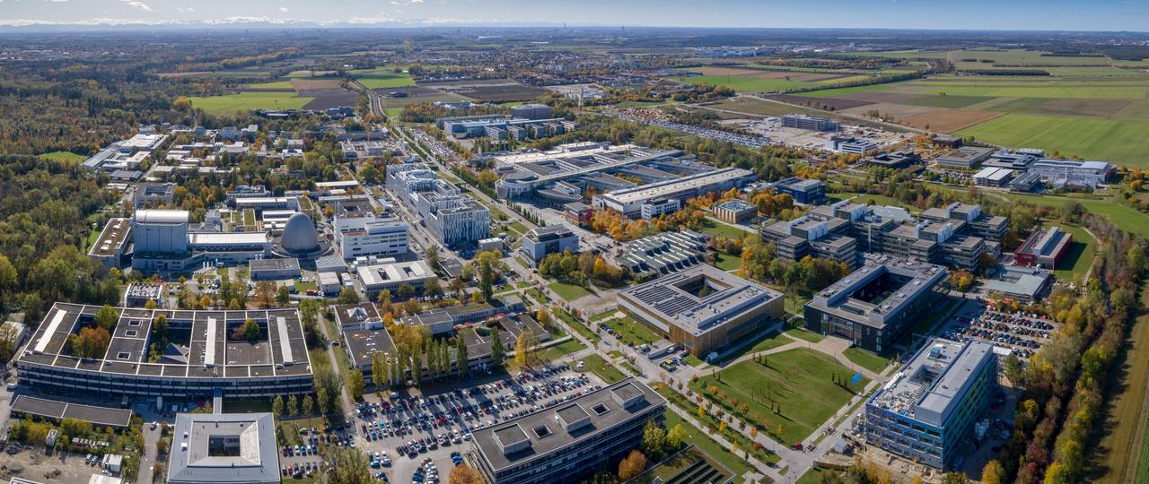 Campus in Garching