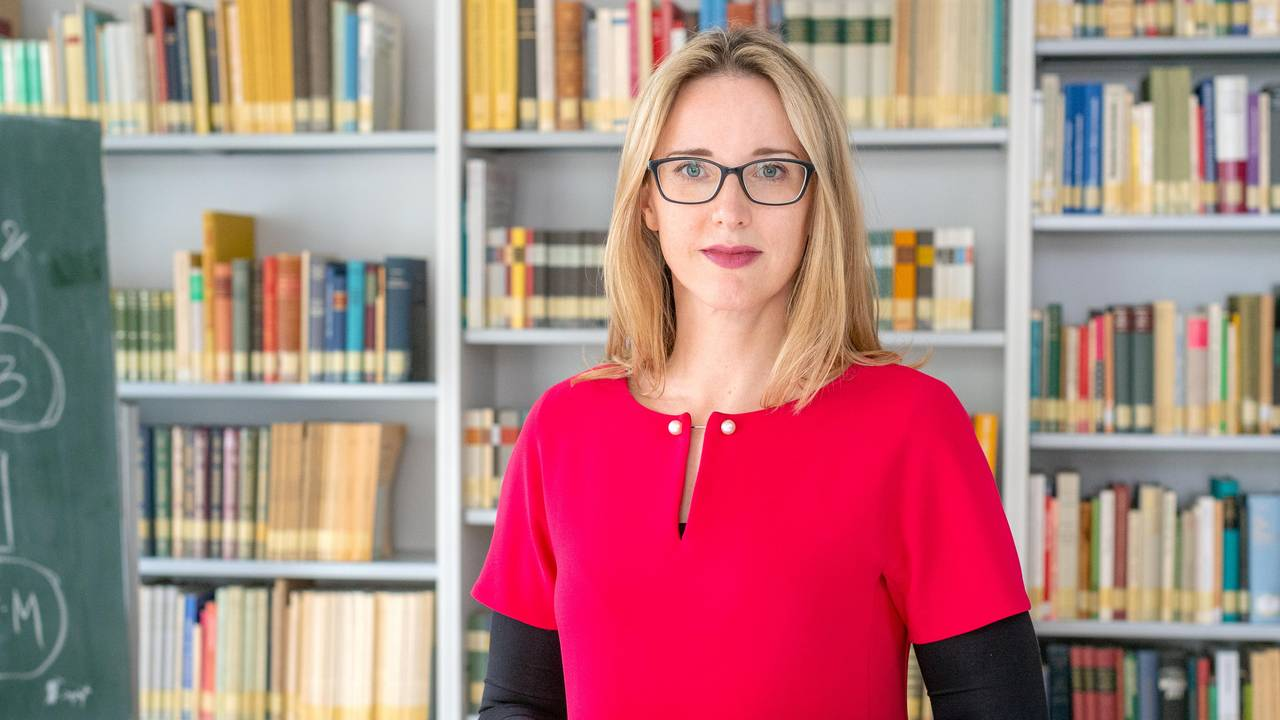 Alena Buyx is a professor for Ethics in Medicine and Health Technologies and Director of the Institute of History and Ethics in Medicine at TUM.