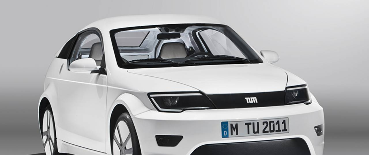 MUTE – the efficient city car
