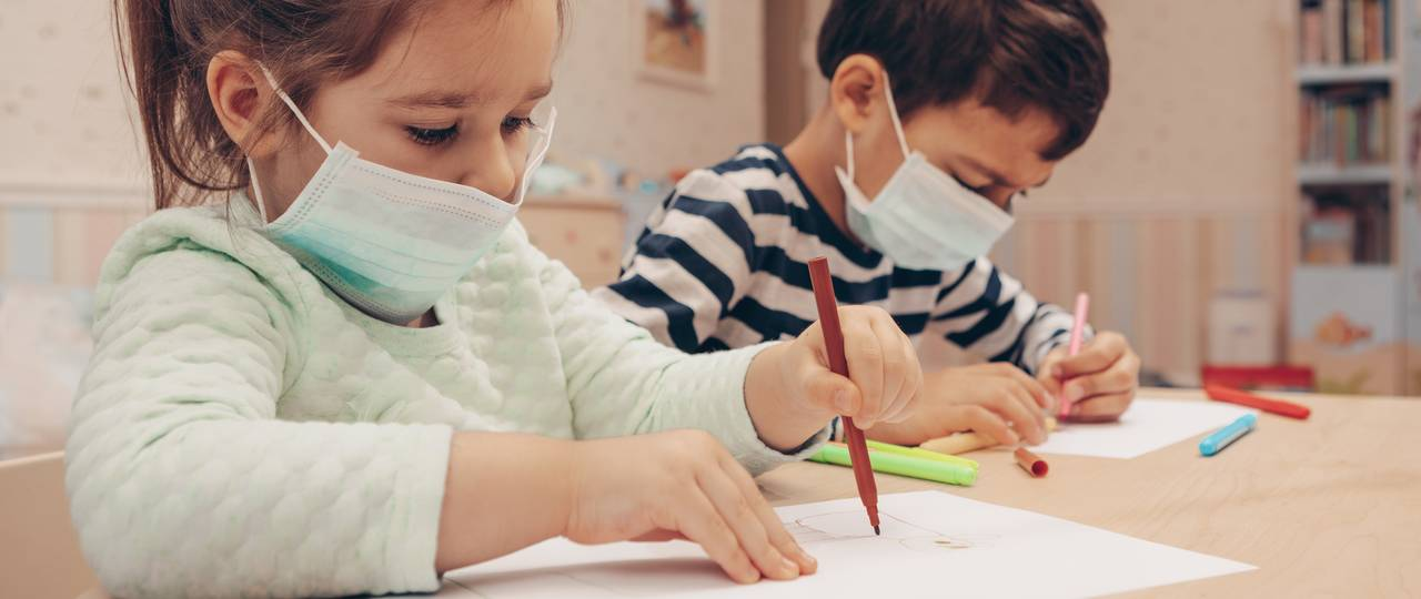 """The new research project """"COVID Kids Bavaria"""" will investigate the situation of children during the pandemic."""