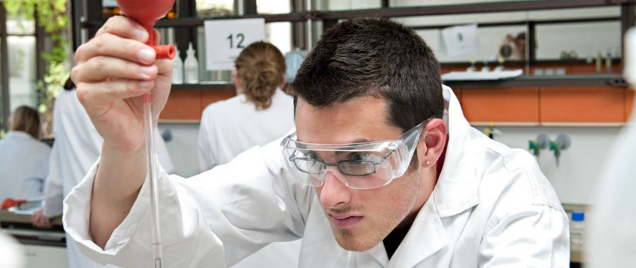 Research at TUM will be funded by the excellence initiative furthermore. (Photo: U. Benz / TUM)