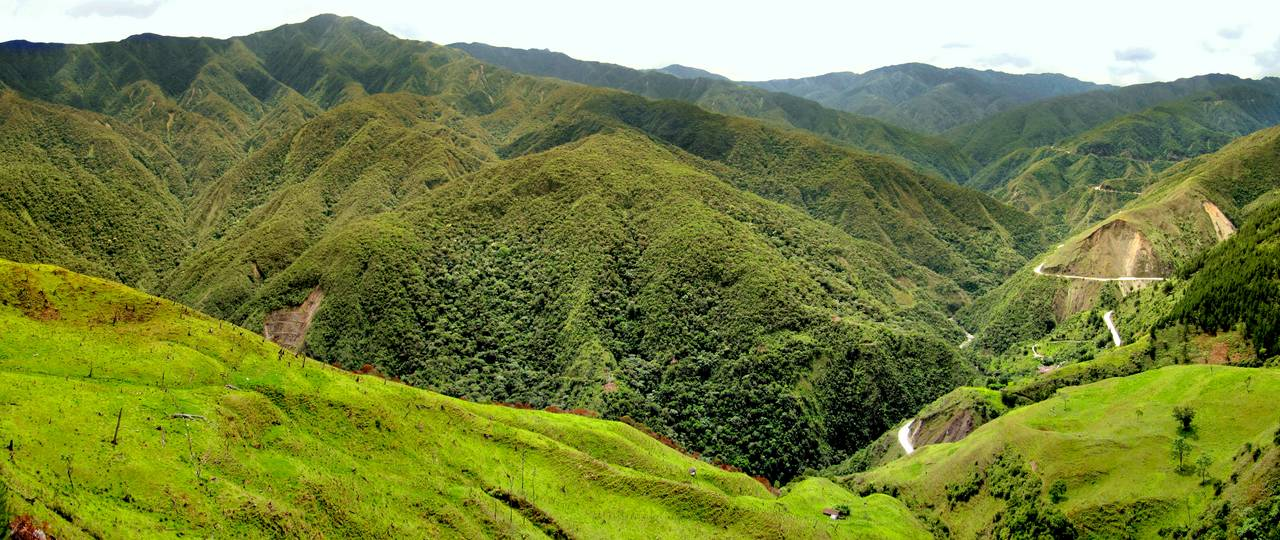 Researchers present new aspects of land use for Ecuador.