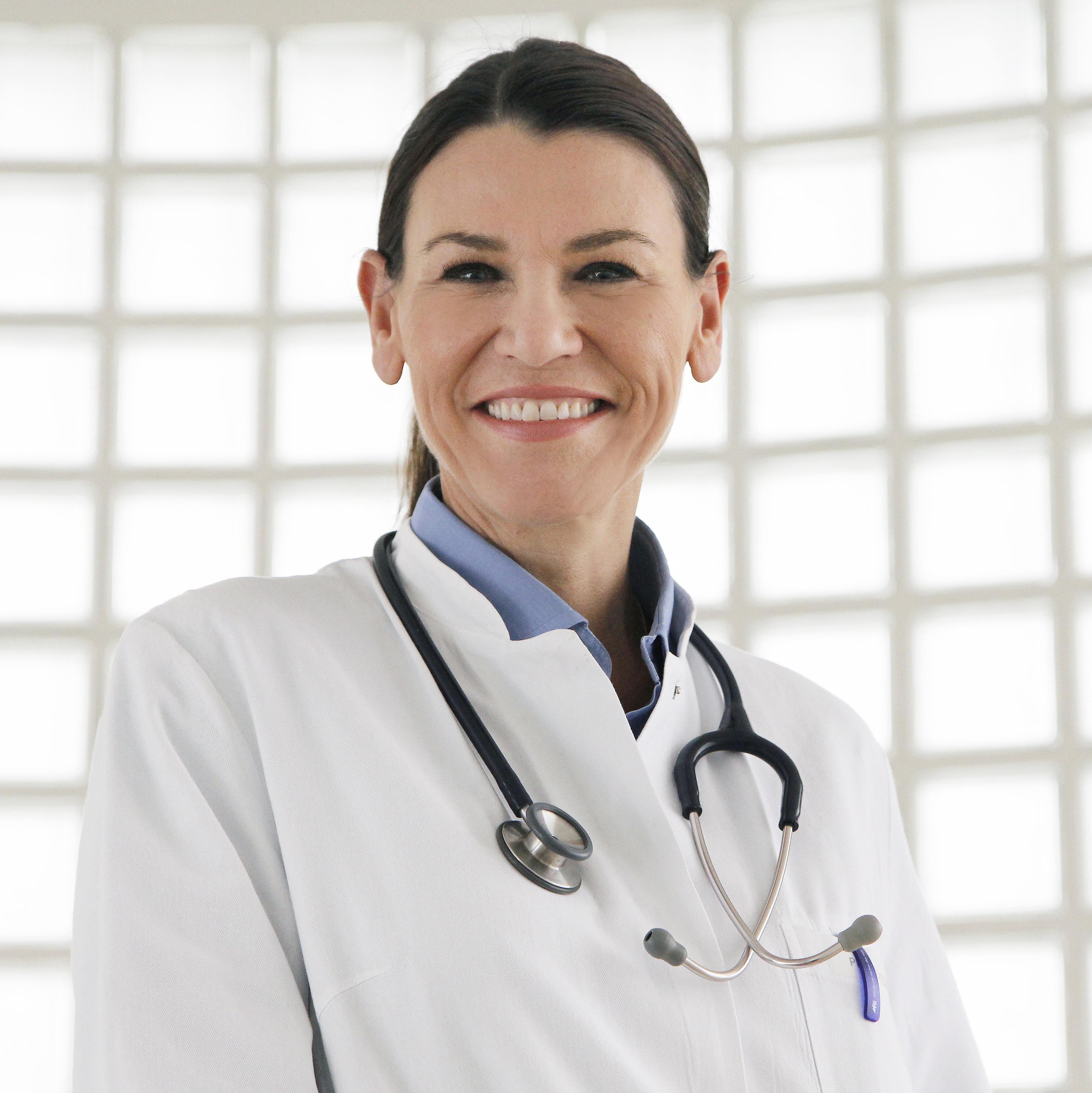 Marion Kiechle is a Professor for Gynaecology.