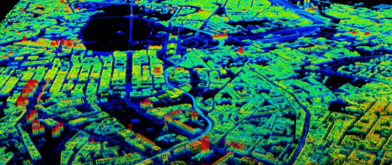 Using the new satellite tomography, researchers can map the city of Berlin in 3D and deformation and subsidence down to the millimeter.