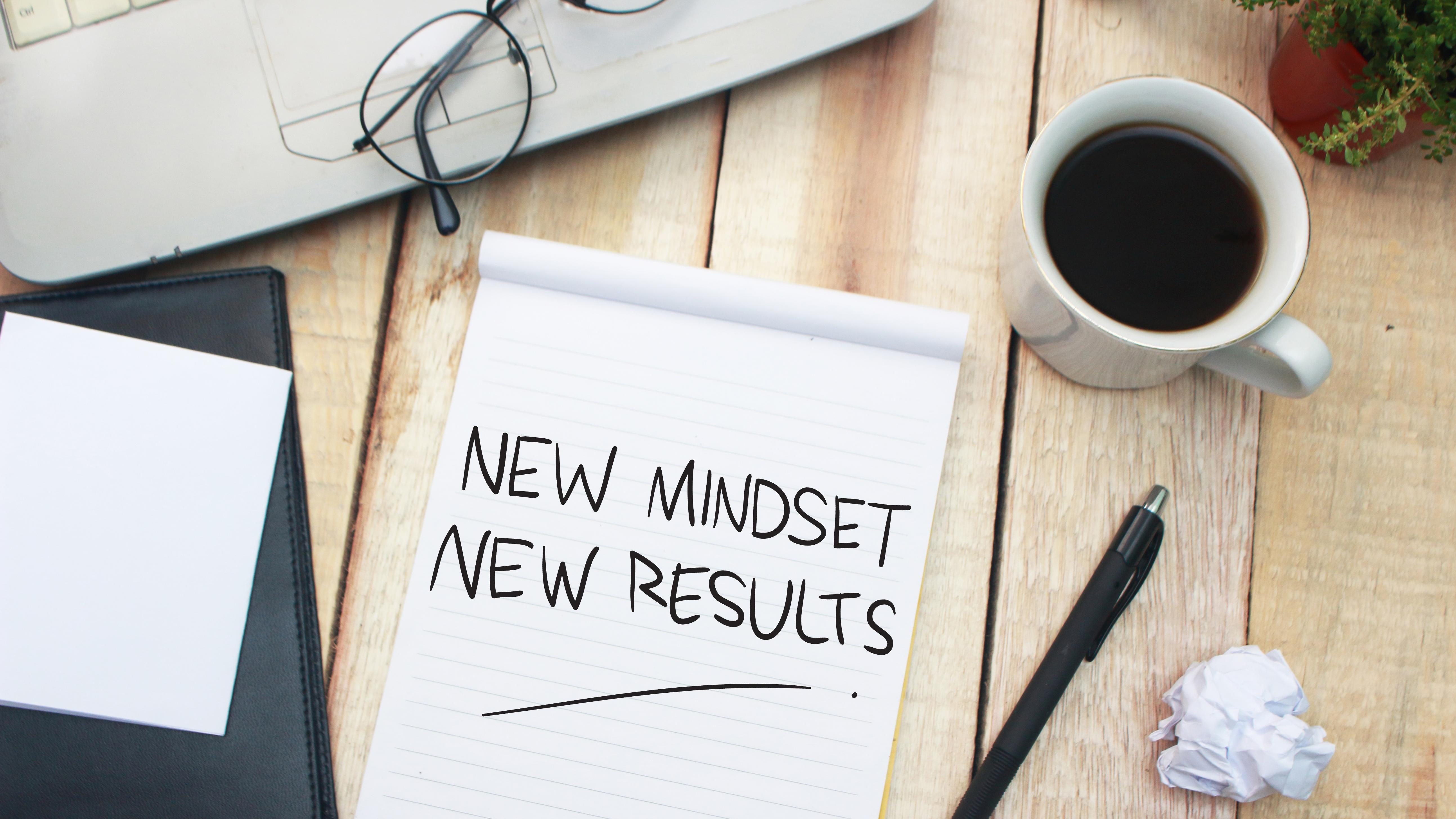 New mindset, new results (Image: Shutterstock)