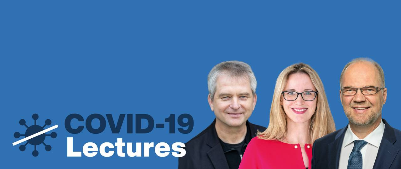 On May 5, Martin Boeker, Professor for Medical Informatics, Alena Buyx, Professor for Ethics in Medicine and Health Technologies and Chair of the German Ethics Council, and Dirk Heckmann, Professor for Law and Security in Digitization, will jointly deliver the Covid-19 Lecture on data privacy in healthcare.