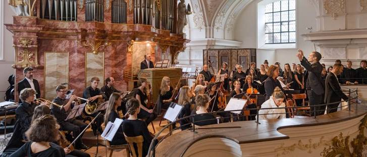 The University Chamber Orchestra