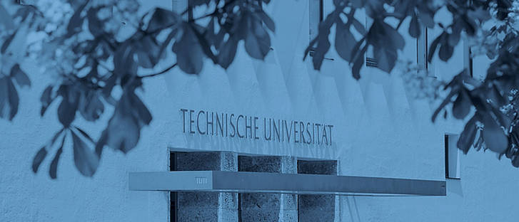 Entrance to the City Campus in Munich
