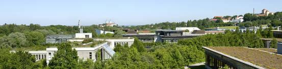 Campus Weihenstephan Westansicht