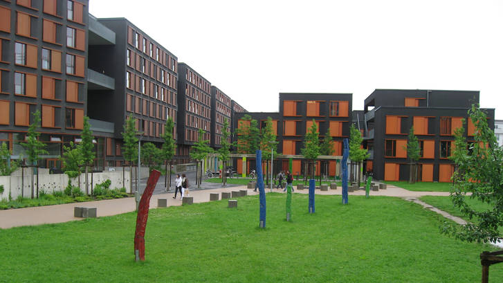 Student residences in Munich
