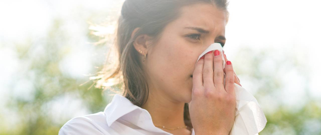 Psychic stress: A research team from Munich and Augsburg focused on the interplay between psychological factors and allergies.