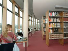 Learning place in library