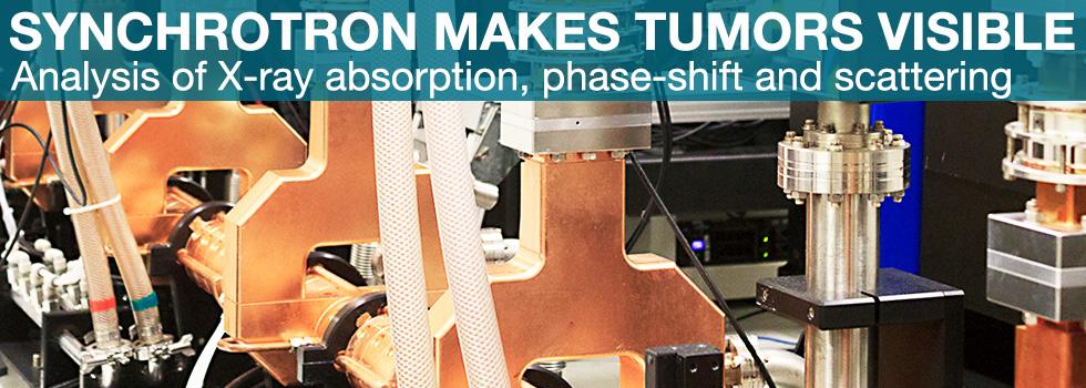 Accelerator unit of the compact synchrotron - Photo: klaus Achterhold / TUM