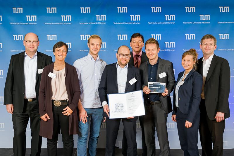 Winner of the 2015 Entrepreneurship Award