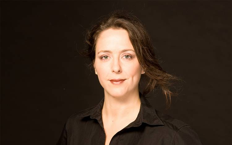 Lavinia Herzog graduated with a diploma in Architecture in 2004, followed by a master's degree in Landscape Architecture in 2007 - Photo: private