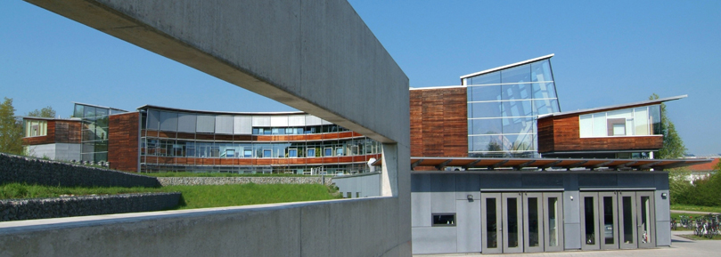The ZIEL center in Weihenstephan continues to advance TUM's research on food technology. Photo: TUM.