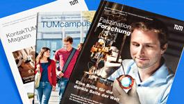 TUM magazines