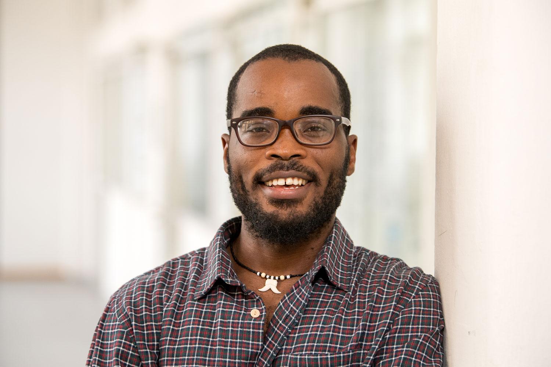 """TUM student and """"Deutschlandstipendium"""" scholarship holder Chidera Abonyi"""