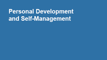 Personal Development and Self-Management