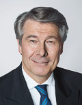 Portrait of Dr. Wolfgang Büchele, Member of TUM Board of Trustees, CEO Linde AG