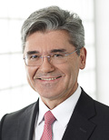 Portrait of Joe Kaeser, Member of TUM Board of Trustees, President and CEO Siemens AG