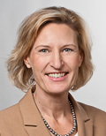 Portrait of Dr. Angelika Niebler, MdEP,Member of TUM University Council, Member of the European Parliament