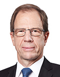 Portrait of Dr. Reinhard Ploss, Chariman of the Infineon AG, Neubiberg