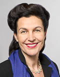 Portrait of Bettina Reitz, Member of TUM University Council, President of the University of Film and Television (HFF)