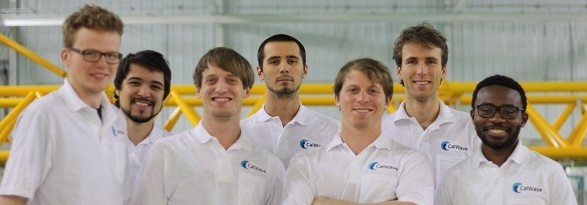 The team of CalWave Power Technologies